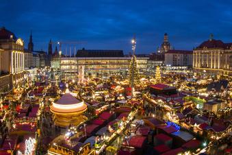 Stadt startet Striezelmarkt-Vorbereitung