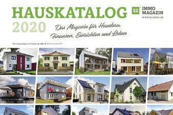 sz-immo Magazin Hauskatalog 2020