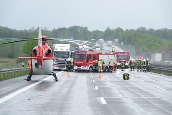 Wie gefährlich ist die Baustelle auf der A4?