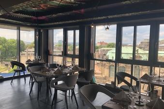 Neues Restaurant am Dresdner Postplatz