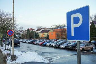 Bischofswerda: Kostet Parken am Stadion bald?