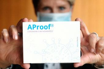Leipziger entwickeln Corona-Antikörpertest für zu Hause