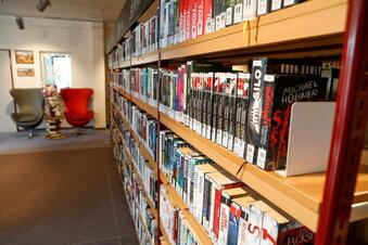 Ansturm auf Bücher in Bannewitz