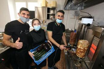 Griechische Küche aus dem Grillhouse Gyromania