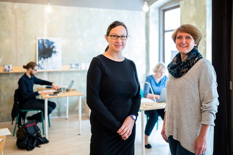 Co-Working: Wo Freiberufler sich wie Kollegen fühlen