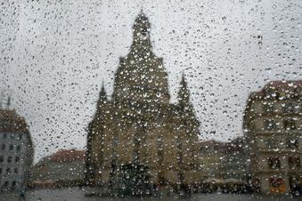 Der Sommer in Sachsen war kalt und feucht