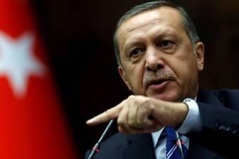 Erdogan weist Gauck-Kritik zurück