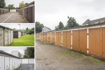 Riesa: Stadt voller Garagen