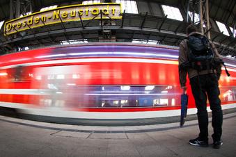 Corona: S-Bahn Dresden fährt seltener