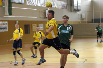 Handballturnier in Dippoldiswalde