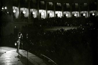 Wie ein DDR-Fotograf Westmusik knipste