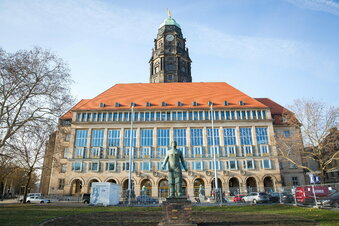 Eine Milliarde Euro in Dresden verplant und verbaut