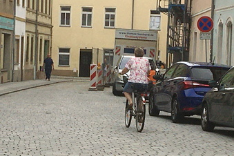 Berliner Straße nicht mehr voll gesperrt