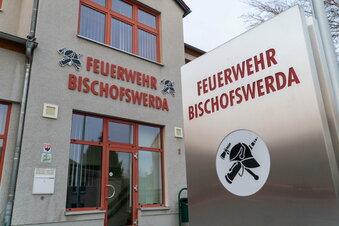 Neuer Feuerwehr-Chef in Bischofswerda