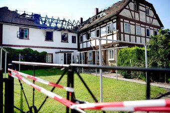 Olbersdorfer Familie verliert bei Brand alles