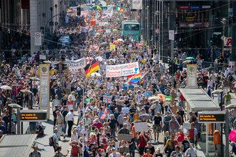 Berlin verbietet Proteste von Corona-Leugnern