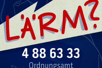 Denunzianten-Werbung? Dresden streitet über Plakate