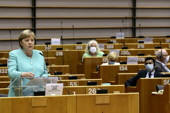 "Merkel: Europa ist ""zu Großem fähig"""