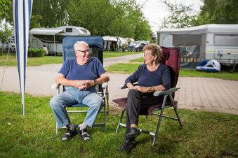 Boom auf Sachsens bestem Campingplatz
