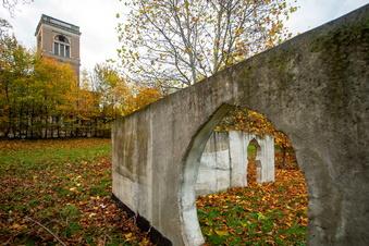 Heidenau: Baustreit am Schloss Lützow