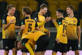 Die fünf Gründe für Dynamos neue Stabilität