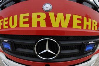 Löschfahrzeug für Linz hat Vorrang