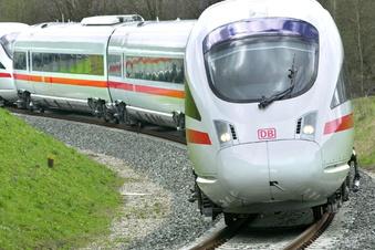 Neue Eisenbahntrasse über den Eigen?