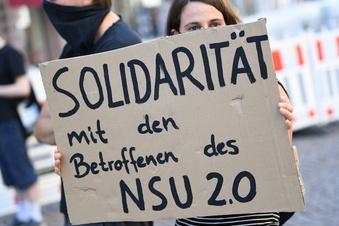 """Festnahme im Fall """"NSU 2.0"""""""