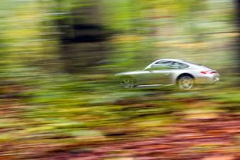 Porschefahrer haben am häufigsten Punkte