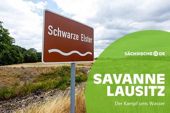Savanne Lausitz - Trockene Böden, leere Flüsse