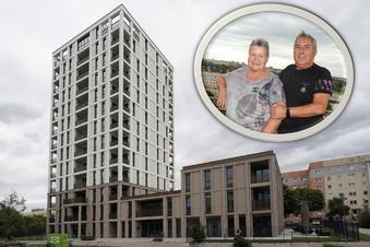 Leipzig hat ein neues Hochhaus