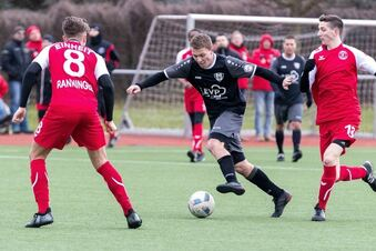 Drei VfL-Treffer gegen Oberligist Kamenz