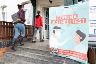 Meißen: Kräftiger Anstieg bei neuen Corona-Fällen