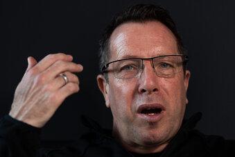 Dynamo-Trainer fordert Vorbereitungszeit