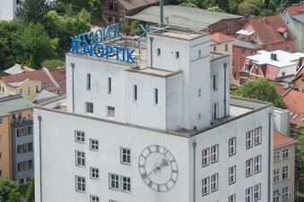 Jenoptik baut Reinraumfabrik in Dresden