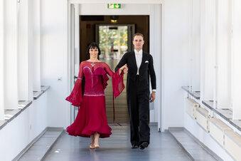 Dresdner Paar tanzt zu WM-Bronze