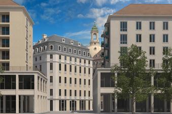 """Gesellschaft drängt auf """"Hotel Stadt Rom"""""""