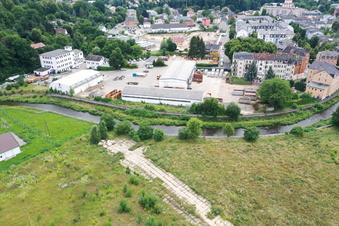Sieben Fragen zum Freitaler Stadtzentrum