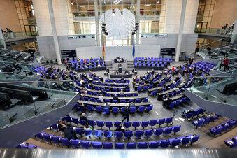 Auch CSU für kleineren Bundestag