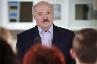 EU erhöht Druck auf Lukaschenko