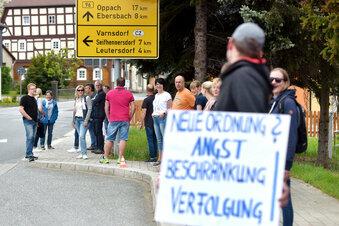 B96-Protestler fahren nach Berlin