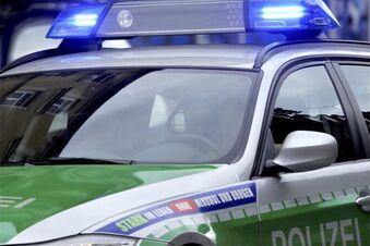 Polizeieinsatz beim Schuh-Kauf