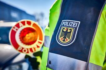 Pirna: Bundespolizei entdeckt Gruppe von Flüchtlingen