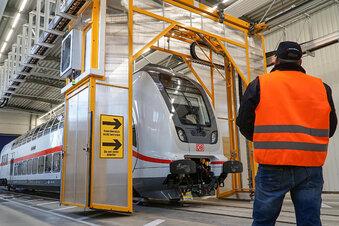 DB verweigert Abnahme von 25 Intercity-Zügen aus Sachsen