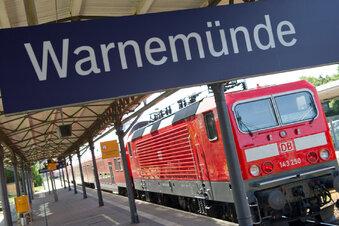 Mit dem Zug direkt zur Badewanne der Sachsen