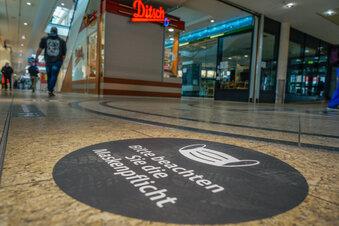 Kornmarkt-Center: Fast alle Läden wieder offen