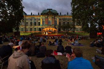 Palais Sommer in Dresden gestartet