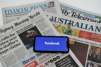 Australien stoppt Facebook-Anzeigen