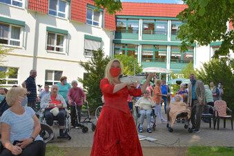 Violinkonzert im Schlossrondell