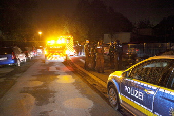 Pirna: Blutiger Streit bei Familienfeier